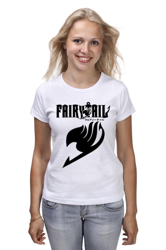 Футболка классическая Printio Fairy tail ( хвост феи ) газовая варочная панель neff t27cs59s0