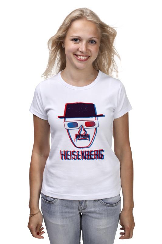 Футболка классическая Printio Heisenberg 3d футболка классическая printio heisenberg 3d