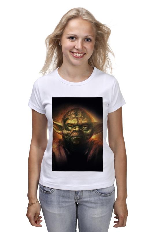Футболка классическая Printio Йода (yoda) футболка классическая printio yoda best