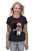 "Футболка классическая ""Chanel"" - духи, бренд, fashion, коко шанель, brand, coco chanel, perfume, karl lagerfeld, карл лагерфельд, branding"