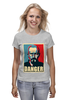 "Футболка (Женская) ""Danger (Breaking Bad)"" - pop art, obey, во все тяжкие, breaking bad"