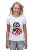 "Футболка классическая ""Minion America                             "" - арт, юмор, comics, супергерои, marvel, миньоны, superhero, капитан америка, captain america, minion"