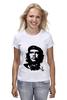 """Футболка (Женская) """"Viva la revolucion!"""" - че, че гевара, che, революционер, che guevara"""