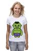 """Футболка (Женская) """"Невероятный Халк (Мстители)"""" - hulk, мстители, avengers, халк"""