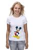 """Футболка (Женская) """"Mickey"""" - микки маус, микки, mickey mouse"""