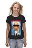"Футболка (Женская) ""Chanel"" - духи, бренд, fashion, коко шанель, brand, coco chanel, шанель, perfume, karl lagerfeld, карл лагерфельд"