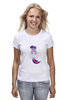 "Футболка (Женская) ""twilight t-shirt"" - twilight, pony, mlp, fim, brony"