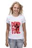 "Футболка (Женская) ""Deadpool"" - комиксы, marvel, deadpool, марвел, дэдпул"