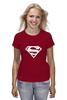 """Футболка классическая """"Супермен"""" - супер, supermen, s"""