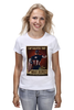 "Футболка классическая ""Капитан Америка / Captain America"" - плакаты, капитан америка, captain america, постеры, kinoart"