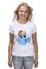 """Футболка классическая """"RainbowDash T-Shirt"""" - круто, rainbow dash, my little pony, пони, rainbow, стильно, рейнбоу дэш, молодёжно"""