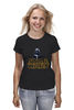 "Футболка (Женская) ""Star Wars. Darth Vader"" - darth vader, звездные войны, дарт вейдер"
