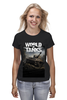"Футболка (Женская) ""World of Tanks"" - world of tanks, танки, wot, кв2"