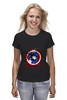 "Футболка классическая ""Shield"" - marvel, мстители, капитан америка, captain america"