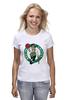 """Футболка классическая """"Boston Celtics"""" - nba, нба, бостон селтикс"""
