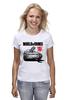 """Футболка (Женская) """"World of Tanks """" - игры, игра, game, рисунок, логотип, world of tanks, танки, wot, tanks"""