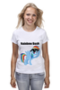 "Футболка (Женская) ""Rainbow Dash"" - mlp, my little pony, rainbow, dash, friendship is magic, dashie, coller"
