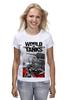 "Футболка (Женская) ""World of Tanks"" - игры, world of tanks, танки, wot"