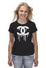 "Футболка классическая ""Chanel"" - духи, бренд, fashion, коко шанель, brand, coco chanel, шанель, perfume, karl lagerfeld, карл лагерфельд"