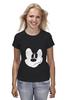 """Футболка (Женская) """"Angry Mickey"""" - angry mickey"""