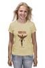 """Футболка (Женская) """"Nirvana In Utero t-shirt"""" - grunge, nirvana, kurt cobain, курт кобейн, in utero"""