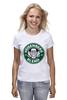 "Футболка (Женская) ""Heisenberg Coffee (Breaking Bad)"" - кофе, во все тяжкие, старбакс, heisenberg coffee"