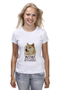 "Футболка (Женская) ""doge wow such shirt so fashion"" - мем, пёс, wow, doge, собакен"