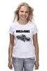 "Футболка (Женская) ""World of Tanks"" - игра, game, world of tanks, танки, wot"