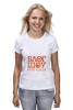 """Футболка (Женская) """"С логотипом программы блогшоу"""" - блогшоу, блог, шоу, толстовкаблогшоу, блоггер, бьюти, бьютиблоггер, ирэнвлади, о2тв, толстовкаирэнвлади"""