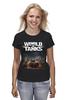 "Футболка классическая ""World of Tanks"" - world of tanks, танки, wot"