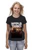"Футболка (Женская) ""World of Tanks"" - world of tanks, танки, wot"