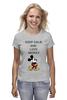 """Футболка (Женская) """"Disney"""" - любовь, юмор, авторские майки, микки маус, дисней, mickey mouse, mickey, swag, студенты, keep calm"""