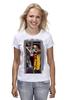 "Футболка классическая ""Harley Quinn and Pennywise"" - клоун, харли квинн, суперзлодеи, пеннивайз"
