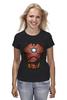 "Футболка (Женская) ""Железный человек"" - супергерои, мстители, железный человек, iron man, тони старк"