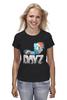 """Футболка (Женская) """"Day Z My Little Pony"""" - pony, mlp, пони, радуга дэш"""