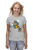 "Футболка (Женская) ""Breaking Bad x Mario"" - во все тяжкие, хайзенберг, гайзенберг, марио"