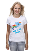 "Футболка (Женская) ""Born to be cooler"" - rainbow dash, my little pony, friendship is magic, cooler, 20 percent cooler"