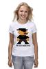 "Футболка классическая ""Heisenberg (8-bit)"" - во все тяжкие, pixel art, пиксели, breaking bad, хайзенберг"