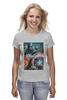 "Футболка классическая ""Мстители / Avengers"" - мстители, avengers, капитан америка, captain america, kinoart"