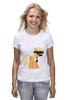 "Футболка классическая ""My Little Pony - AppleJack (ЭпплДжек)"" - pony, mlp, my little pony, пони, усы"