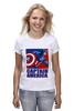 """Футболка (Женская) """"Капитан Америка"""" - комиксы, кэп, мстители, марвел, капитан америка"""
