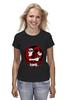 "Футболка классическая ""Gotham Girl"" - joker, джокер, бэтмен, харли квинн, готэм"