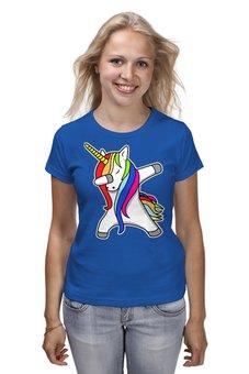 """Футболка классическая """"Unicorn"""" - лошадь, жене, пони, лошадка, единорог"""