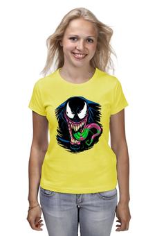 """Футболка классическая """"Веном"""" - venom, spider man, человек паук, веном"""
