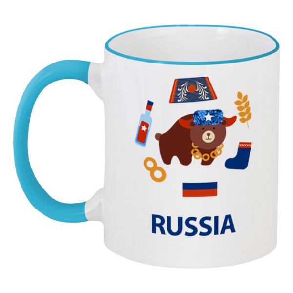 Printio Россия (russia) кружка printio russia