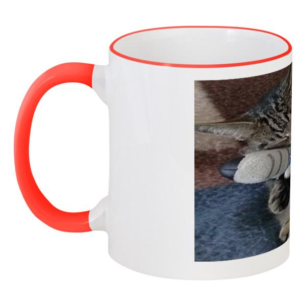 Printio Чашка bonjur bro