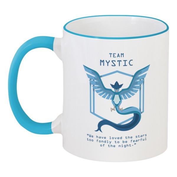 Printio Team mystic гидрокостюм mystic mystic 35301 170351 зеленый