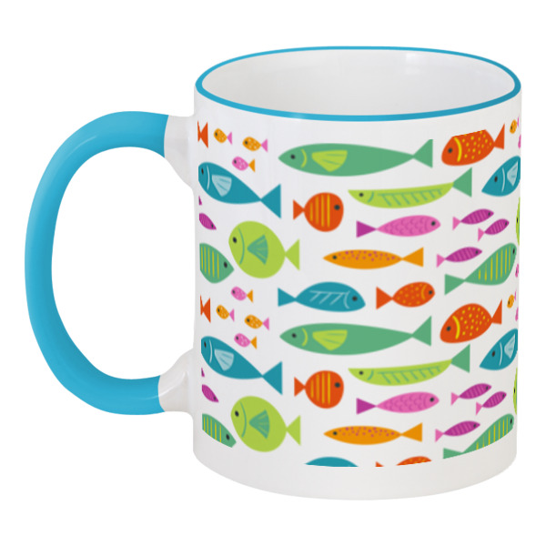 Printio Морские рыбки кружка printio рыбки