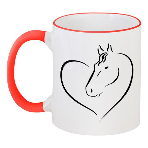 цена Printio Милая лошадь онлайн в 2017 году