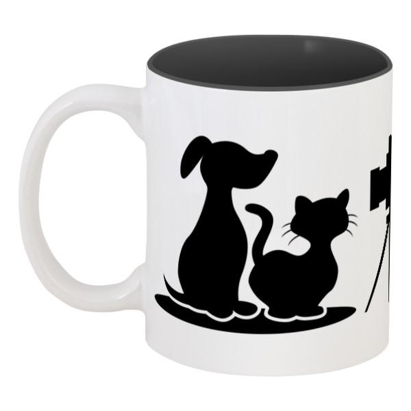 Printio Пёс и кот худи print bar пёс и кот